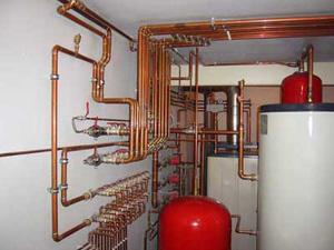 Самые популярные схемы систем отопления частных домов