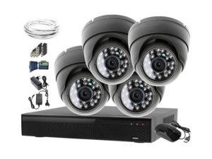 Комплекты системы видеонаблюдения